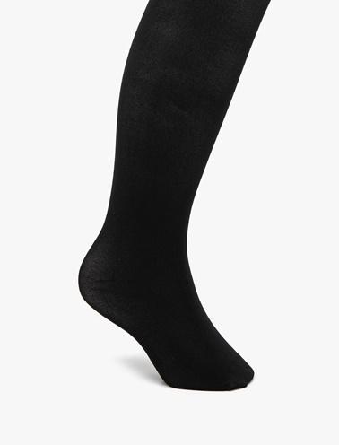 Koton Kids Külotlu Çorap Siyah